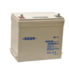 Батарея AQQU AQ-12ML55 (12В, 55Ач) [AQ-12ML55]