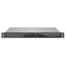 Серверная платформа Supermicro SYS-5019S-ML (1x350Вт, 1U) [SYS-5019S-ML]