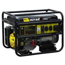 Электрогенератор HUTER DY9500LX (бензиновая, пуск ручной, 8/7,5кВт, 220В) [64/1/40]