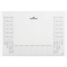 Настольное покрытие Durable 7292-02 (57х40,5 см, белый) [7292-02]