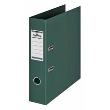 Папка-регистратор Durable 3110-32 (A4, ПВХ, ширина корешка 70мм, темно-зеленый) [3110-32]