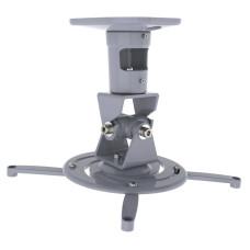 Кронштейн для проектора Cactus CS-VM-PR01 (настенный и потолочный, поворот и наклон, наклон 180, поворот 180, 23кг)
