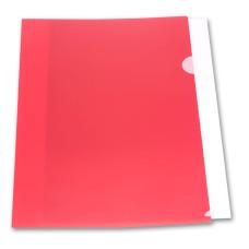 Папка-уголок Бюрократ E310N/1RED (A4, пластик, непрозрачный, толщина пластика 0,18мм, красный) [E310N/1RED]