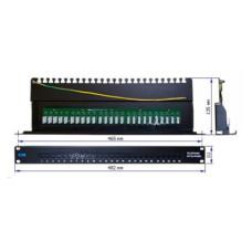 LANMASTER TWT-PP25TEL45 (19