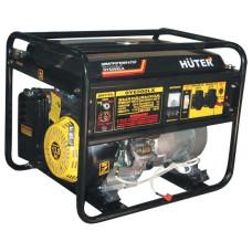 Электрогенератор HUTER DY6500LX (бензиновая, пуск ручной/электрический, 5,5/5кВт, 220В) [DY6500LX]