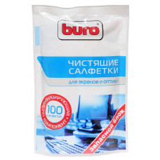 Салфетки BURO BU-Zscreen [BU-ZSCREEN]
