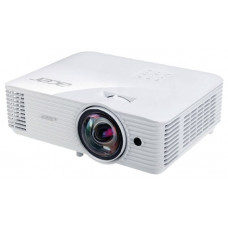 Портативный проектор Acer S1286H (DLP, 1024x768, 20000:1, 3500лм, D3, VGA, HDMI, композитный, аудио mini jack) [MR.JQF11.001]