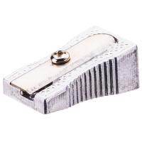 Точилка для карандашей Deli E39761 (ручная, металл, отверcтий 1, диаметр карандаша 8 мм) [E39761]