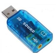 Звуковая карта C-media USB Trua3D [ASIA USB 6C V]