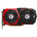 Видеокарта NVIDIA GeForce GTX 1050 Ti 1379МГц 4Гб MSI (PCI-E 16x 3.0, GDDR5, 128бит, 1xHDMI, 1xDP, HDCP)
