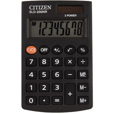 Калькулятор Citizen SLD-200NR [SLD-200NR]