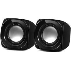 Компьютерная акустика SVEN 120 (2.0, 5Вт, пластик) [SV-013493]