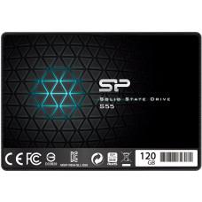 Жесткий диск SSD 120Гб Silicon Power Slim S55 (2.5