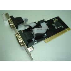 Контроллер WCH351(PCI, 2xCOM) [ASIA PCI 2S]