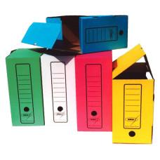 Короб архивный Бюрократ KKA-200 (200мм, микрогофрокартон) [KKA-200]