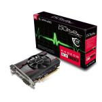 Видеокарта Radeon RX 550 1071МГц 2Гб Sapphire (PCI-E 8x 3.0, GDDR5, 128бит, 1xDVI, 1xHDMI, 1xDP)