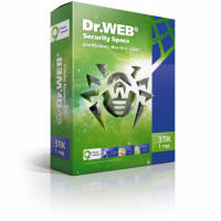 Базовая лицензия DR.WEB Security Space [BHW-B-12M-3-A3]