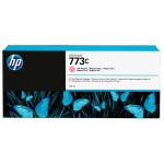 Чернильный картридж HP 773C (светло-пурпурный; 775мл; DJ Z6800)