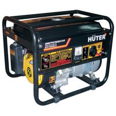 Электрогенератор HUTER DY4000LX (бензиновая, пуск ручной/электрический, 3,3/3кВт, 220В) [DY4000LX]