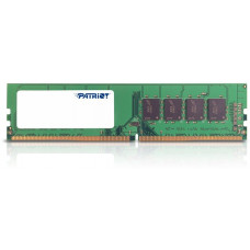 Память DIMM DDR4 4Гб 2400МГц Patriot Memory (19200Мб/с, CL16, 288-pin, 1.2 В) [PSD44G240081]