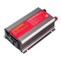 Автоинвертор DIGMA DCI-300 (300Вт, клеммы) [DCI-300]