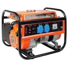 Электрогенератор PATRIOT SRGE 1500 (бензиновая, пуск ручной, 1,2/1кВт, 220В) [474103125]