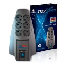 Сетевой фильтр PILOT X-Pro (3м, выходных розеток 6)