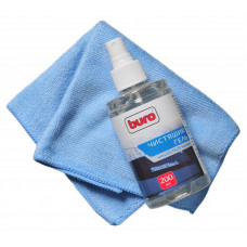 Чистящий набор (салфетки + гель) BURO BU-Glcd [BU-GLCD]
