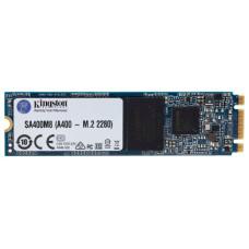 Жесткий диск SSD 120Гб Kingston A400 (2280, SATA 6Гбит/с) [SA400M8/120G]