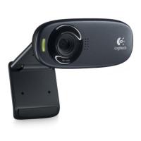 Веб-камера Logitech HD Webcam C310 (1280x720, микрофон, USB 2.0) [960-001065]