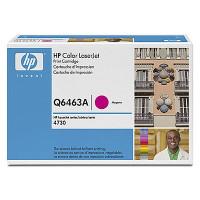 Тонер-картридж HP 644A (пурпурный; 12000стр; HP Color LJ 4730mfp)