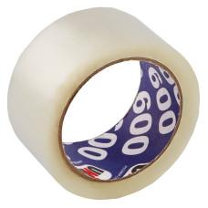 Клейкая лента UNIBOB (упаковочная, 50мм, 66м, 45мкм, прозрачный) [41161]