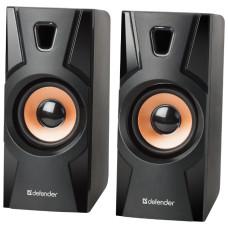 Компьютерная акустика DEFENDER Aurora S8 (2.0, 8Вт, пластик) [65408]
