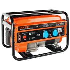 Электрогенератор PATRIOT SRGE 3800 (пуск ручной, 3/2,8кВт, 220В) [474103155]