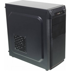 Корпус ACCORD A-305B w/o PSU Black (Midi-Tower, 2xUSB3.0) [ACC-B305]