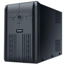 ИБП SVEN Power Pro+ 600 (интерактивный, 600ВА, 350Вт, 2xCEE 7 (евророзетка)) [SV-013837]