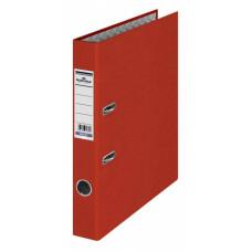 Папка-регистратор Durable 3220-03 (A4, бумвинил, ширина корешка 50мм, красный) [3220-03]