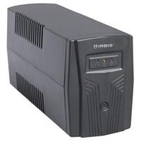 ИБП IRBIS ISB600E (интерактивный, 600ВА, 360Вт, 2xCEE 7 (евророзетка)) [ISB600E]