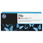 Картридж HP 773C (хроматический красный; 775мл; HP DesignJet Z6600 , Z6800)