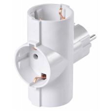 Сетевой фильтр BURO BU-PS3TG-W (выходных розеток 3) [BU-PS3TG-W]