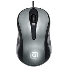 Мышь Oklick 385M Silver USB (кнопок 3, 1000dpi)