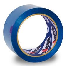 Клейкая лента UNIBOB (упаковочная, 48мм, 66м, 45мкм, синий) [41157]