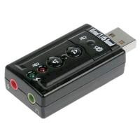 Звуковая карта C-media CM108 [ASIA USB 8C V & V]