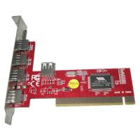 Контроллер VIA6212(PCI) [ASIA PCI 6212 4P USB 2.0]