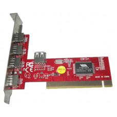 Контроллер VIA6212(PCI) [ASIA PCI 6212 4P USB 2.0]