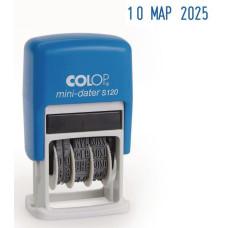 Датер Colop S 120/BL [S 120/BL]