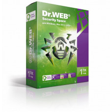 Программное обеспечение DR.WEB Security Space [BHW-B-12M-1-A3]