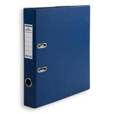 Папка-регистратор Durable 3120-07 (A4, ПВХ, ширина корешка 50мм, синий) [3120-07]