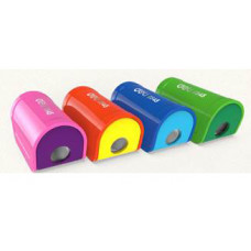 Точилка для карандашей Deli E0545 (ручная, пластик, отверcтий 1) [E0545]