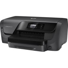 Принтер HP OfficeJet Pro 8210 (термическая струйная , A4, 34стр/м, 600x600dpi, 30'000стр в мес) [D9L63A]